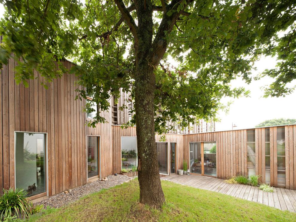 018 maison vlb detroit architectes homeadore for Detroit architectes