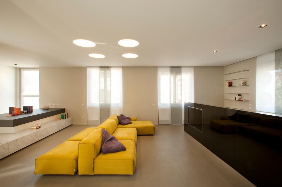 Residence in Milan by Egidio Panzera