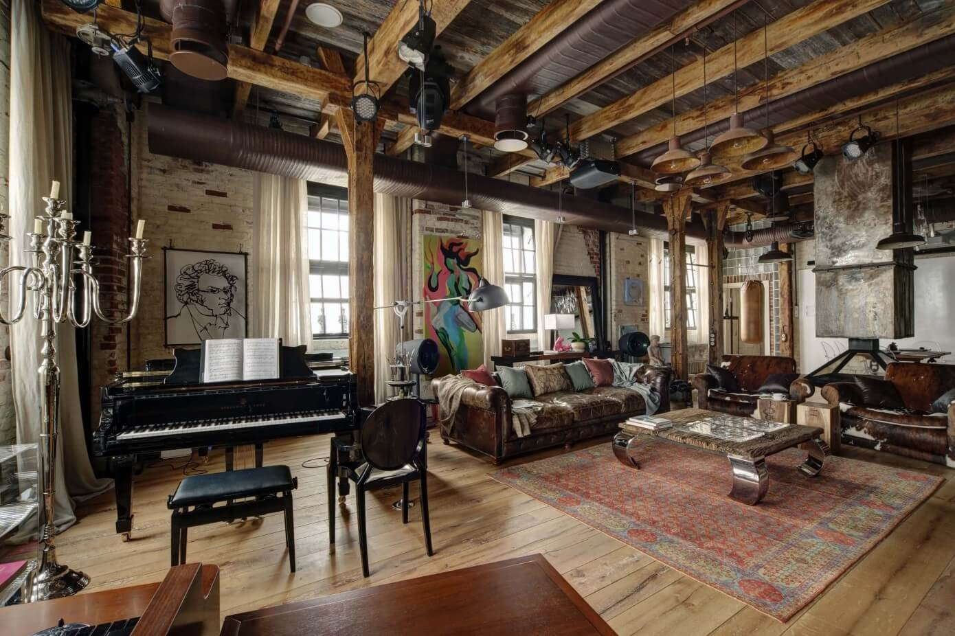 midlife crisis loft by lev lugovskoy homeadore