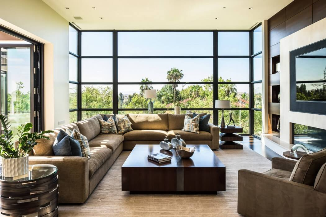 Contemporary Home by Jacobs & Co.