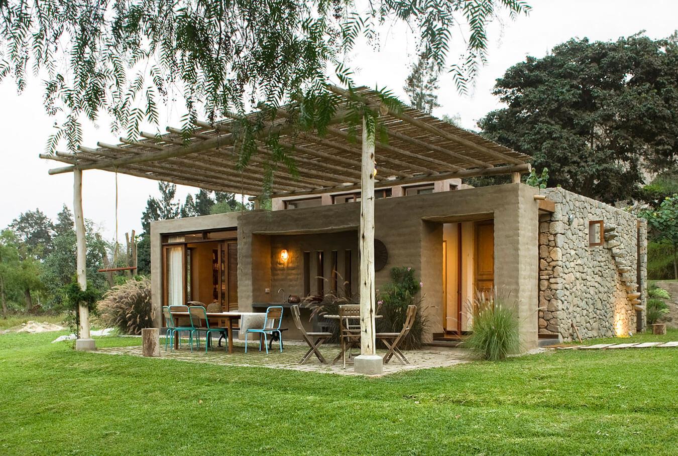 Casa chontay by marina vella arquitectos homeadore for Arquitectura minimalista casas