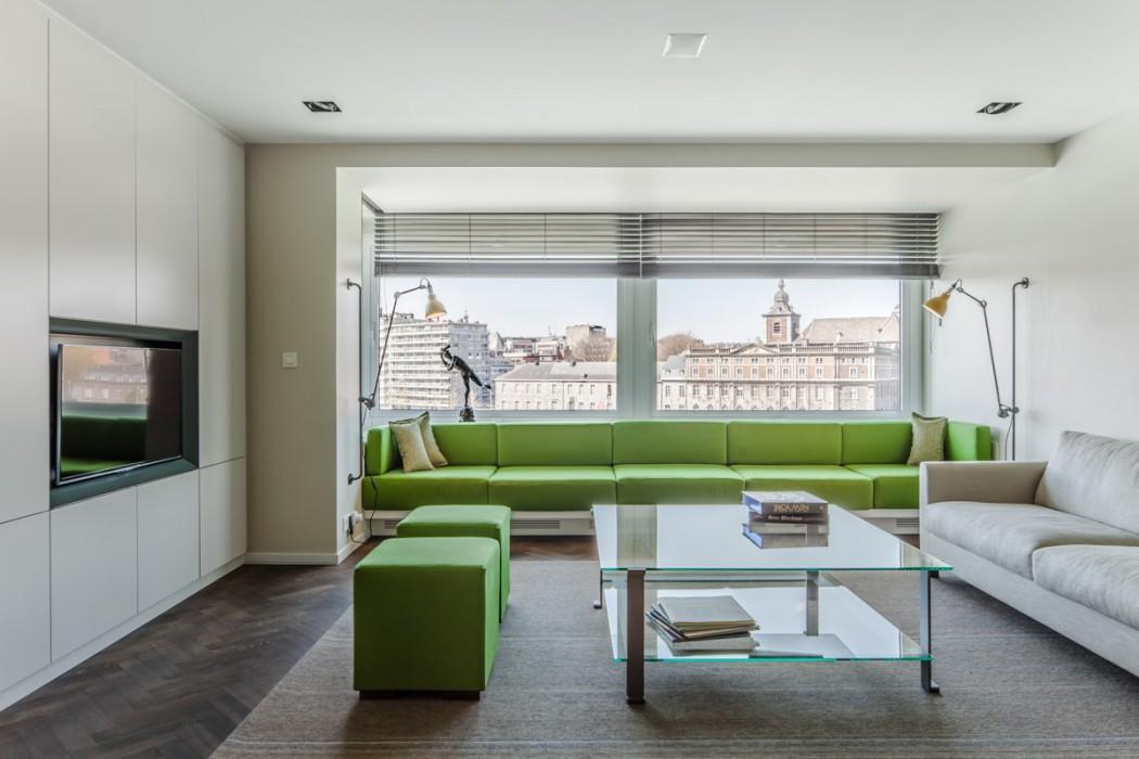 Apartement Marcellis by Pierre Noirhomme
