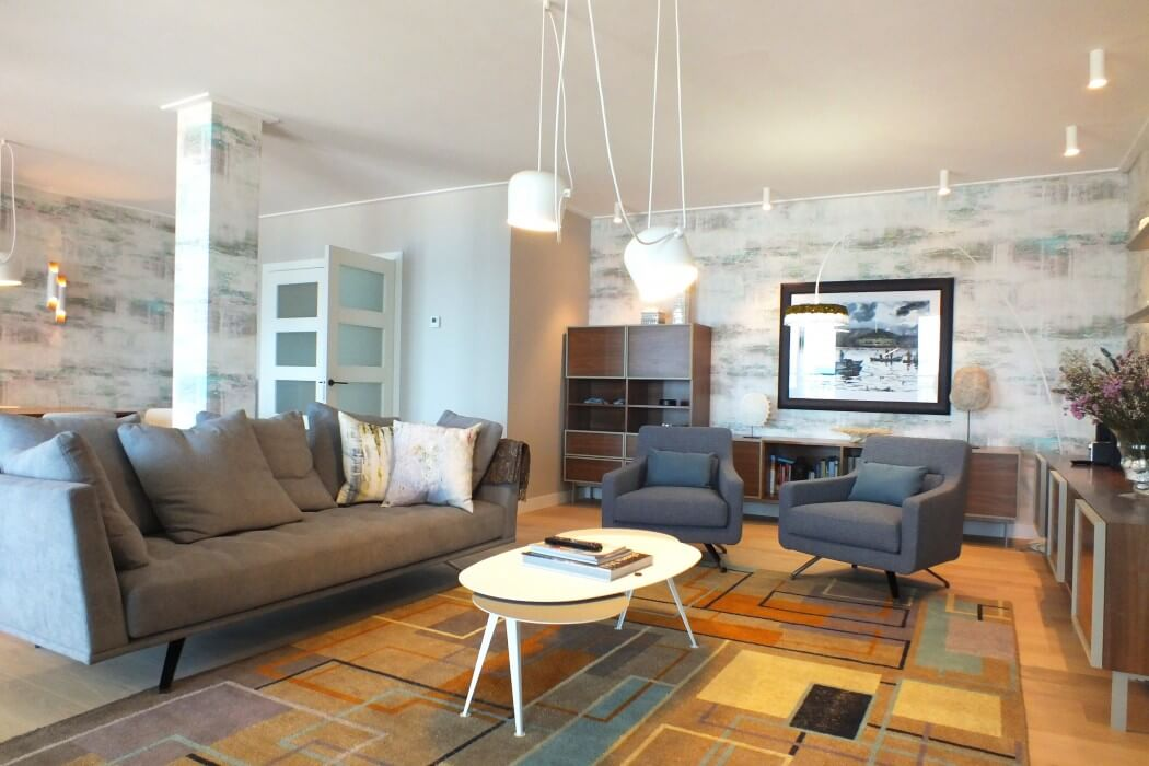 Holiday Apartment by Oito Interiores