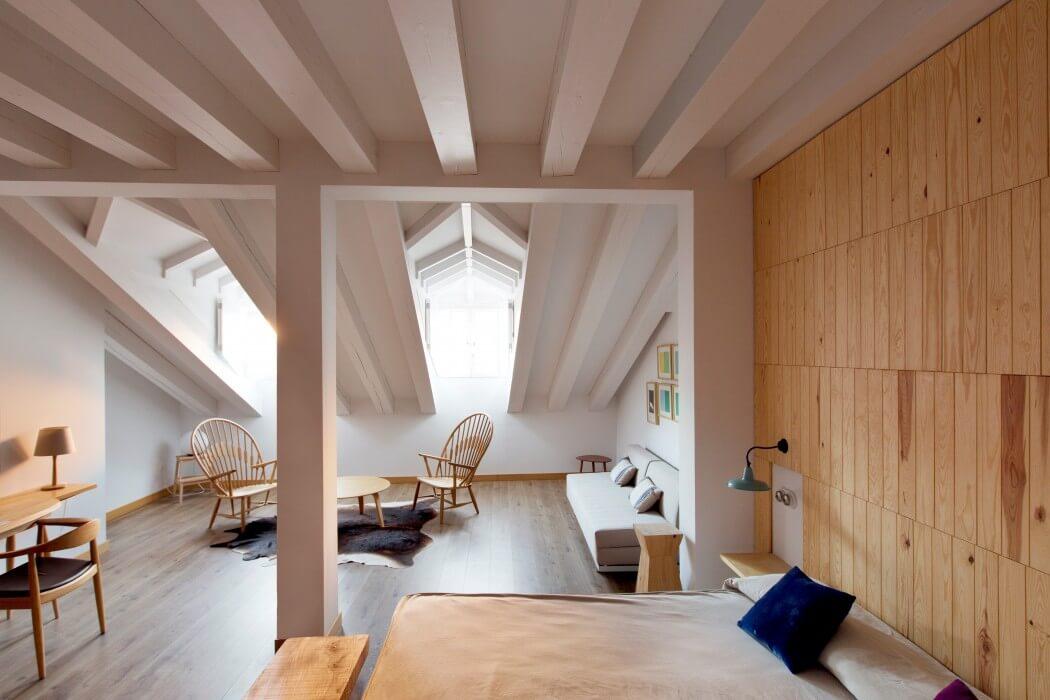 Hotel Ayllón by Lucas Y Hernández-gil Arquitectos