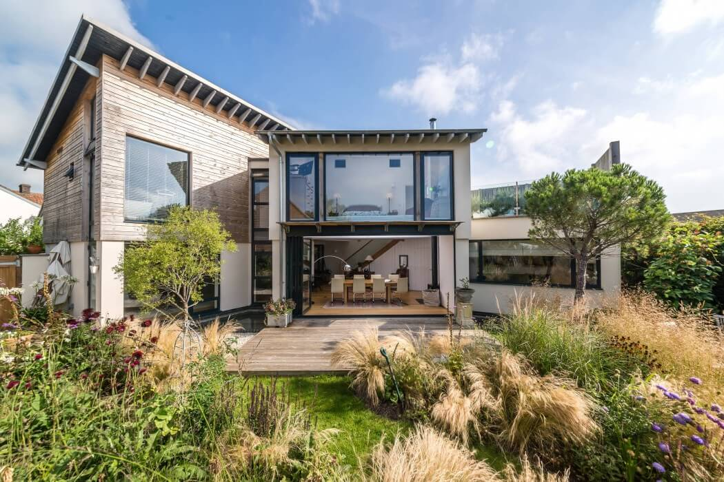 House in Wells by Batterham Matthews Architects