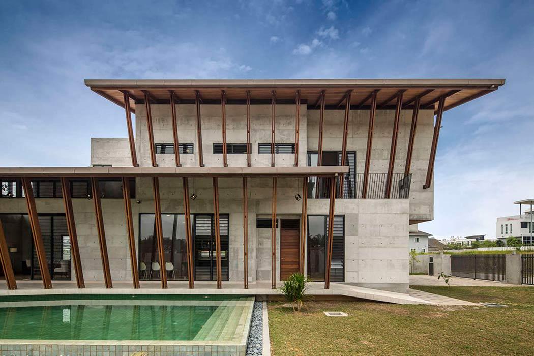 Sepang House by Eleena Jamil