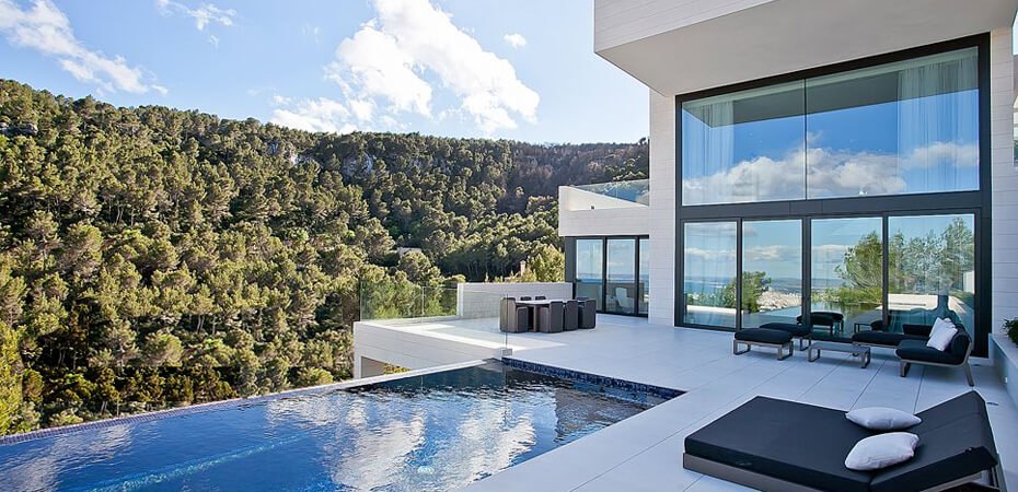 Son vida 1 by concepto arquitectura homeadore for Arquitectura minimalista concepto