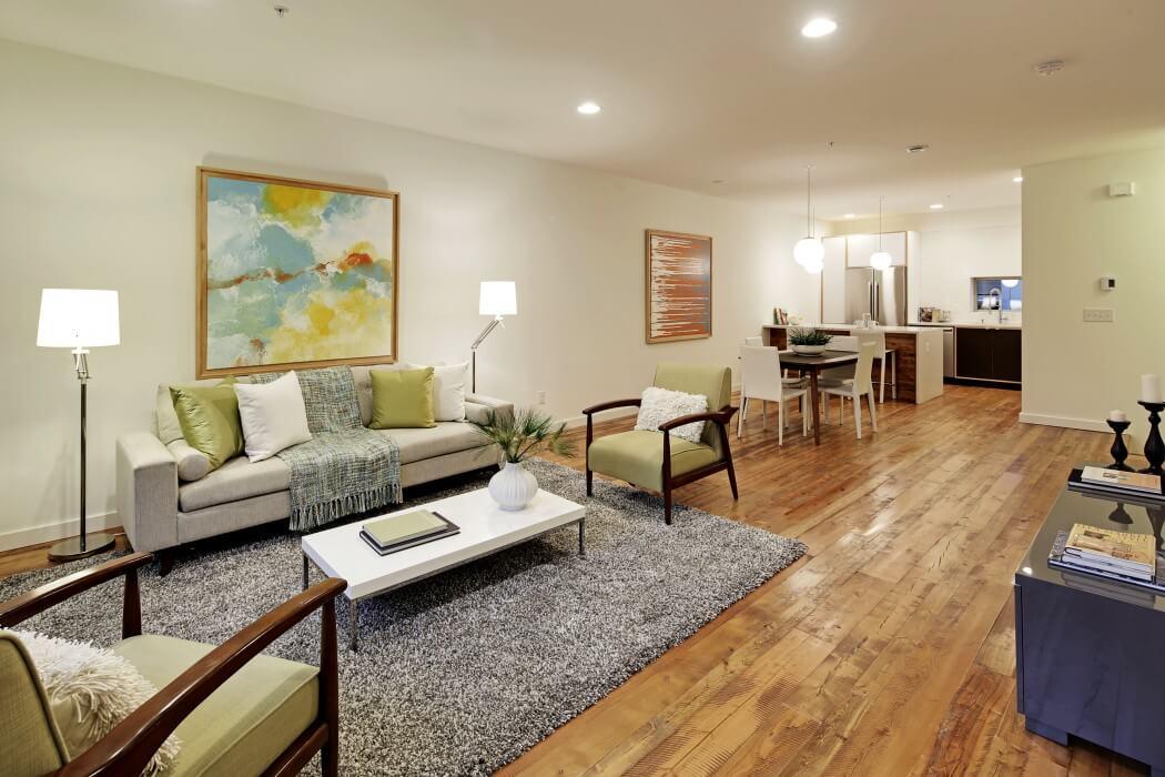 Home in Seattle by Dwell Development