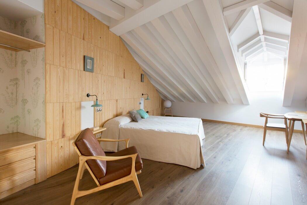 Hotel ayll n by lucas y hern ndez gil arquitectos homeadore - Hoteles en ayllon ...