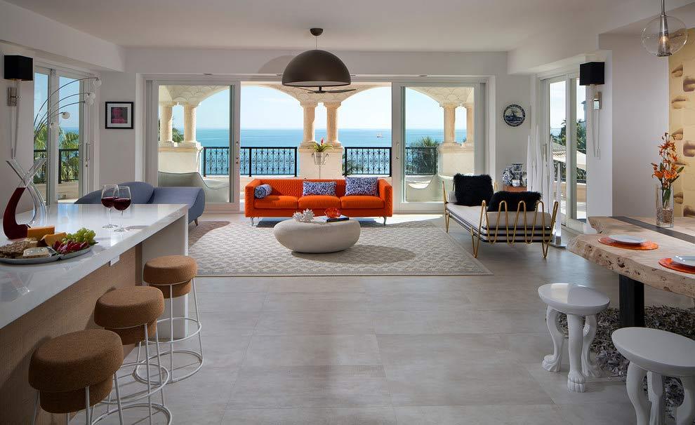 Miami Beach Apartment by NLdesign