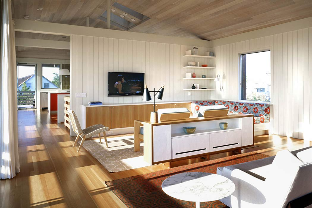 Fire Island House by John Butterworth