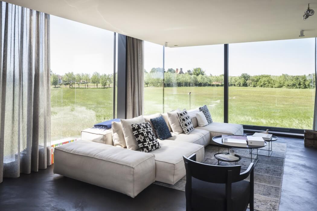 Graafjansdijk House by Govaert & Vanhoutte Architects