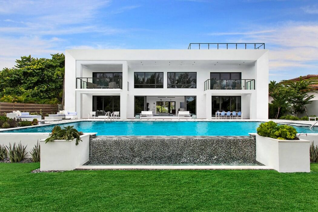 High Quality Waterfront Home By In Site Design Group