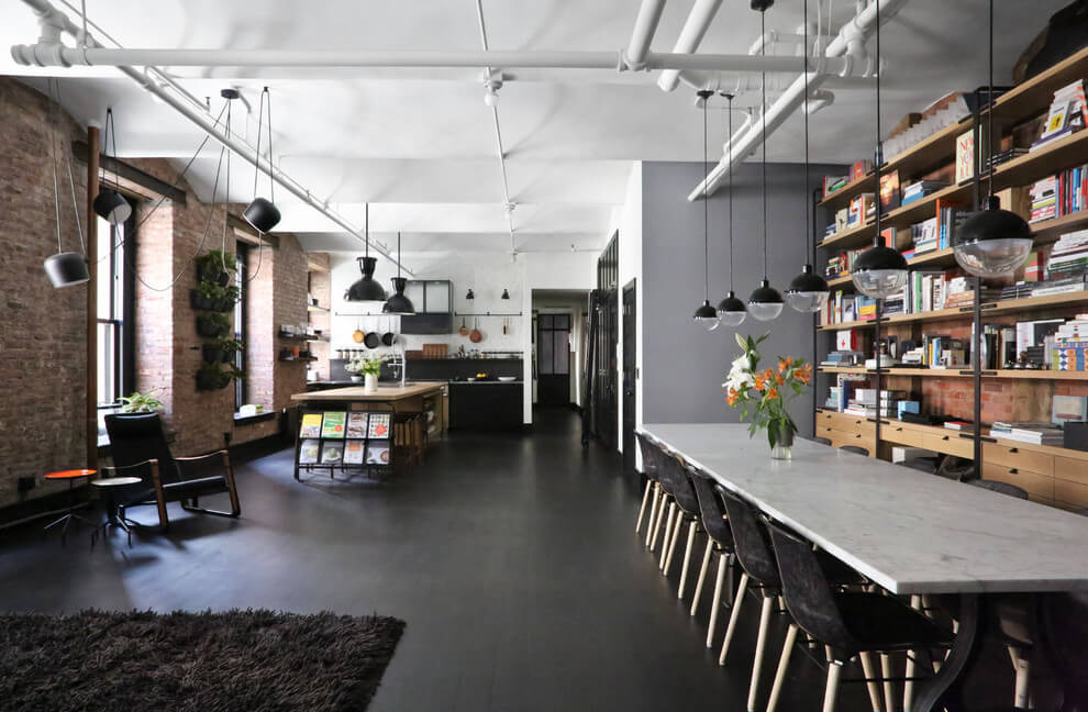 Industrial Studio Apartment perfect industrial studio apartment design inspiring lofts with