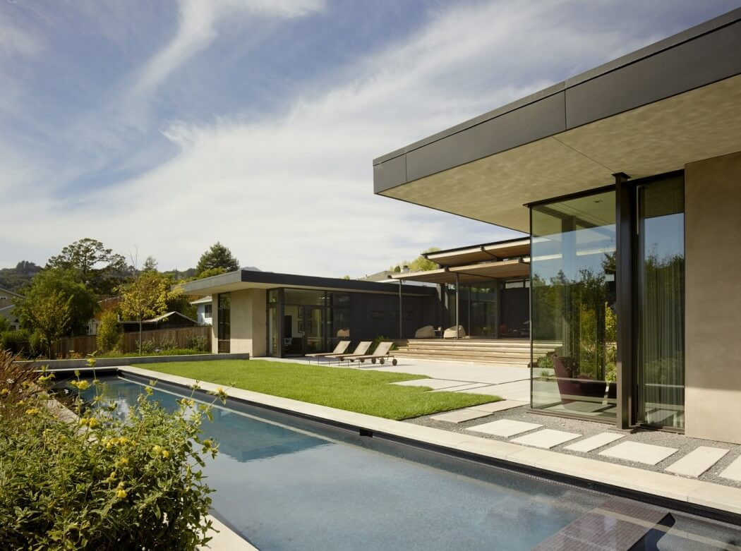 Mill Valley Residence by Aidlin Darling
