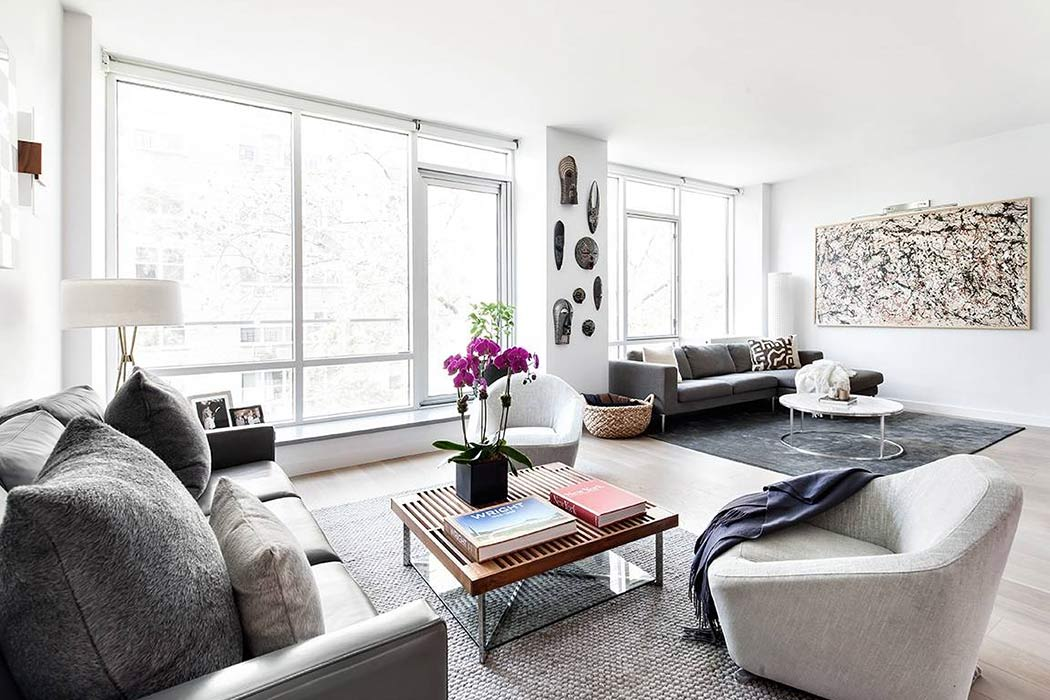 Riverdale Apartment by Touijer Designs