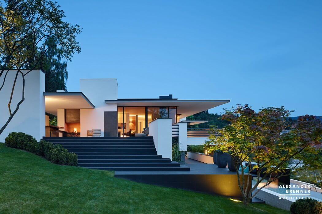 Architekt Reutlingen house in reutlingen by brenner architekten homeadore