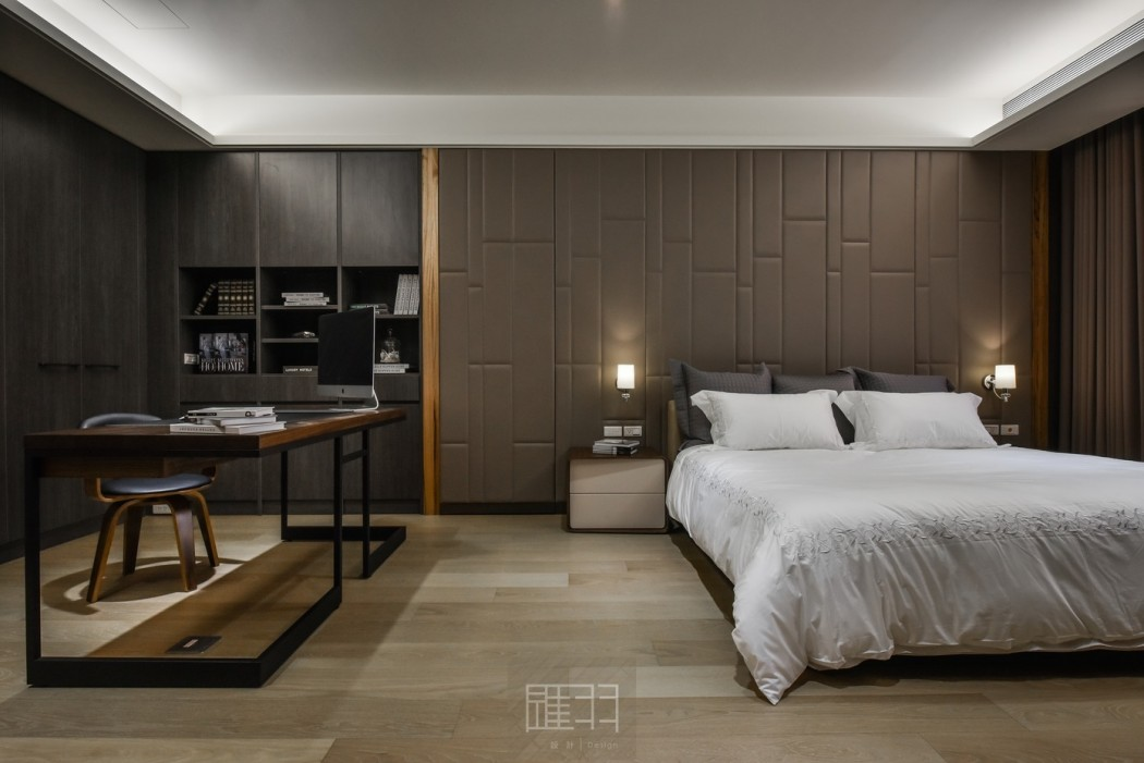 Apartment In Taiwan By Hui Yu Interior Design