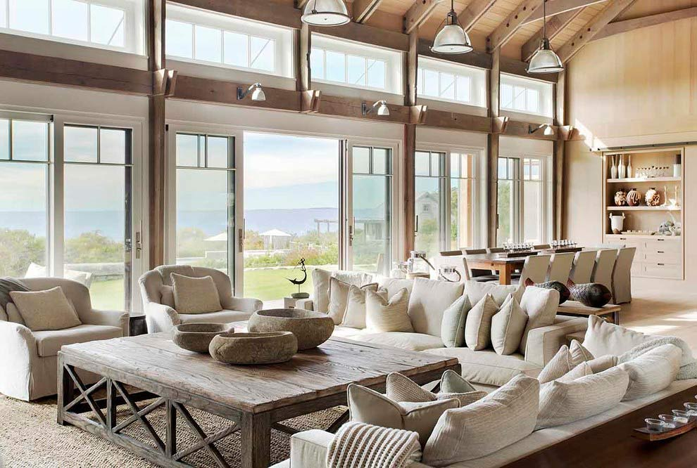 Island Retreat by Martha's Vineyard Interior Design