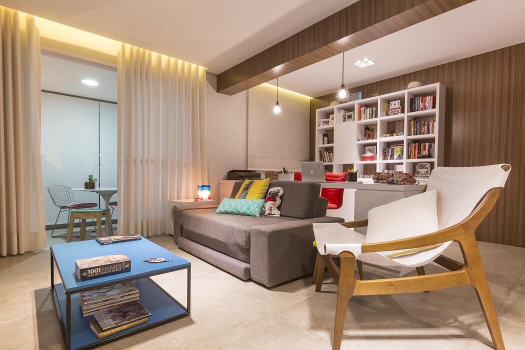 Vila Madalena Apartment by Conseil Brasil