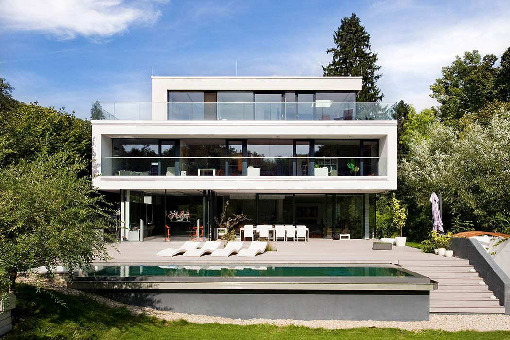 House in Hinterbrühl by Wunschhaus Architektur