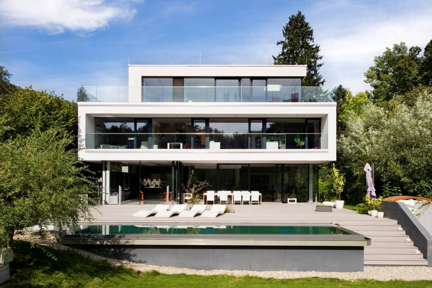 House in Hinterbrühl by Wunschhaus Architektur | HomeAdore