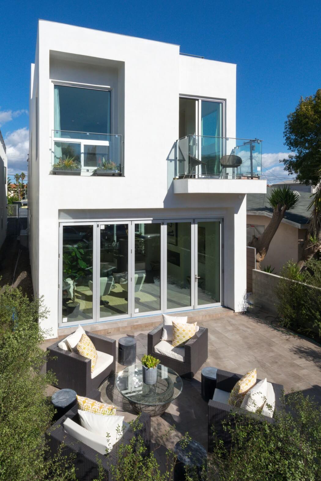 Lovely Houses On Venice Beach Part - 4: House In Venice Beach