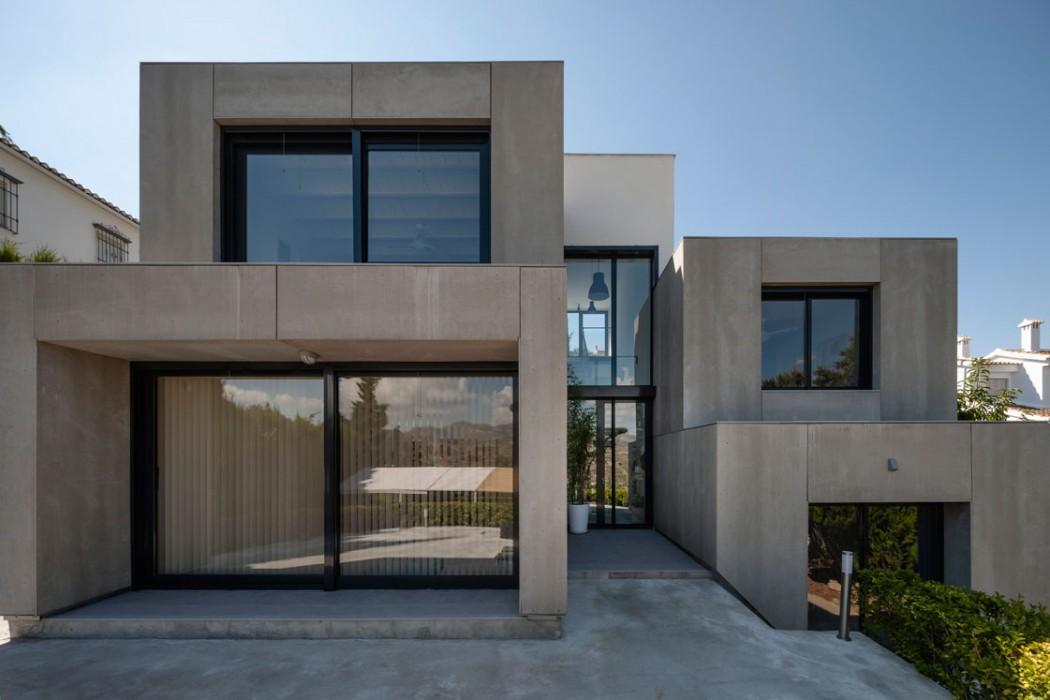 C&C House by Ariasrecalde Taller de Arquitectura