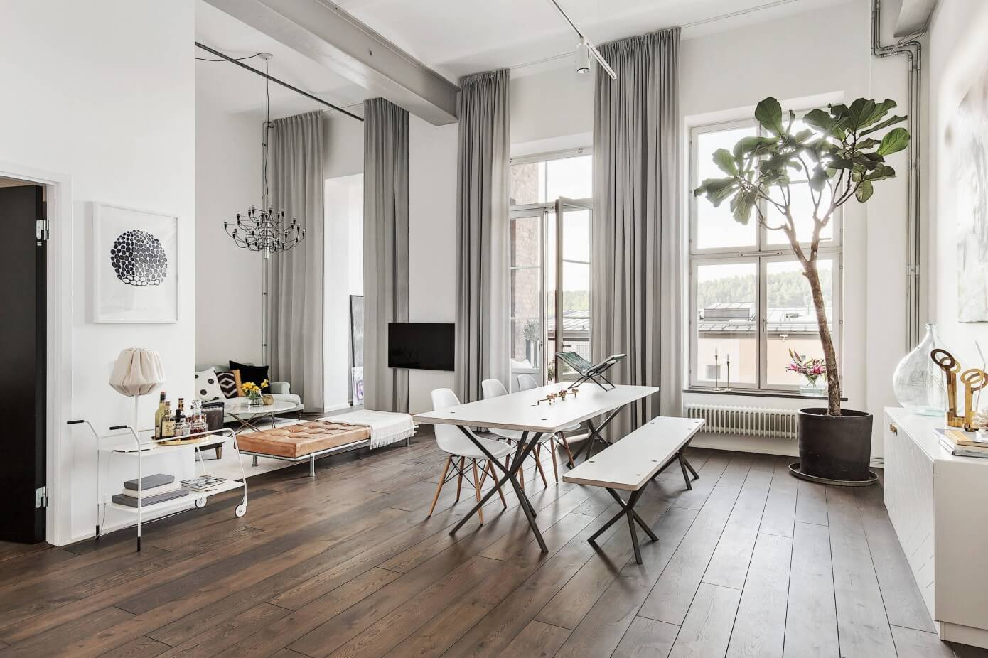 Apartment in Stockholm   HomeAdore