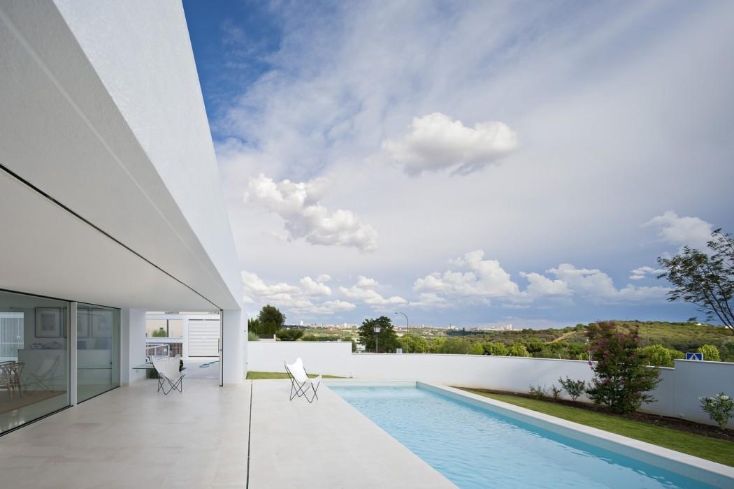 Cala House by Alberto Campo Baeza
