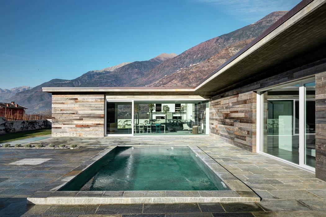AP House by Rocco Borromini