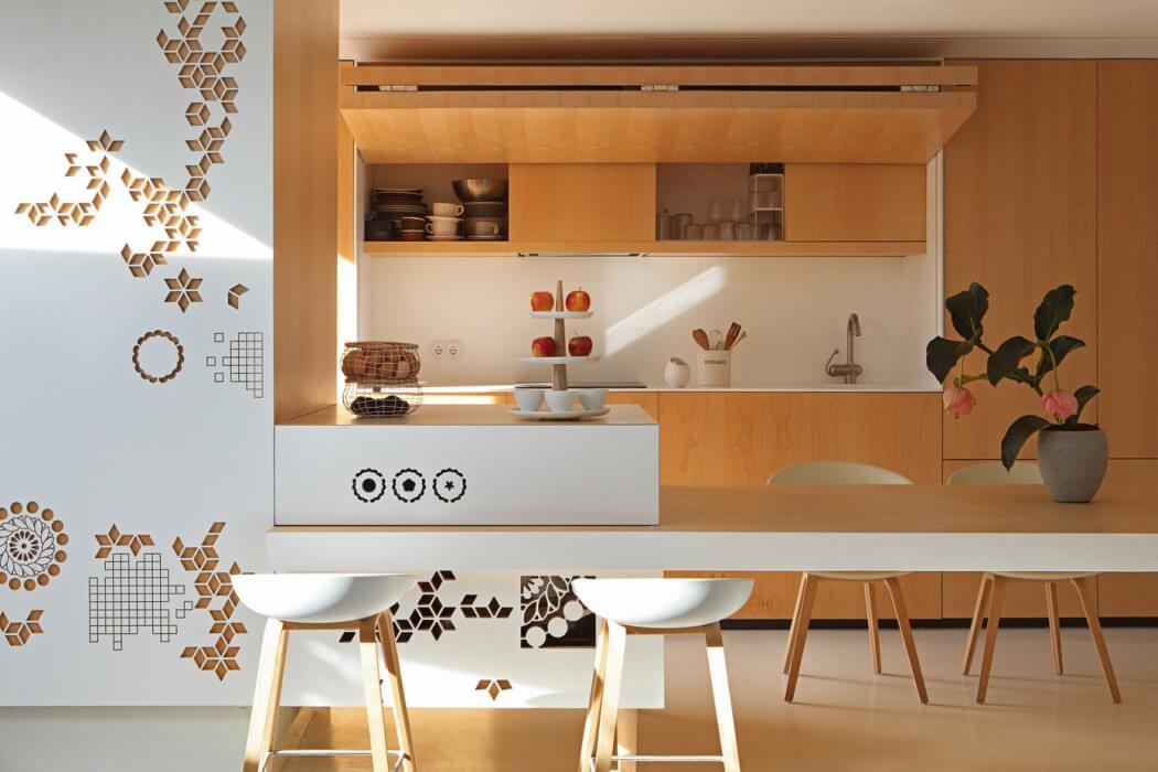 Penthouse by Josep Ruà Spatial