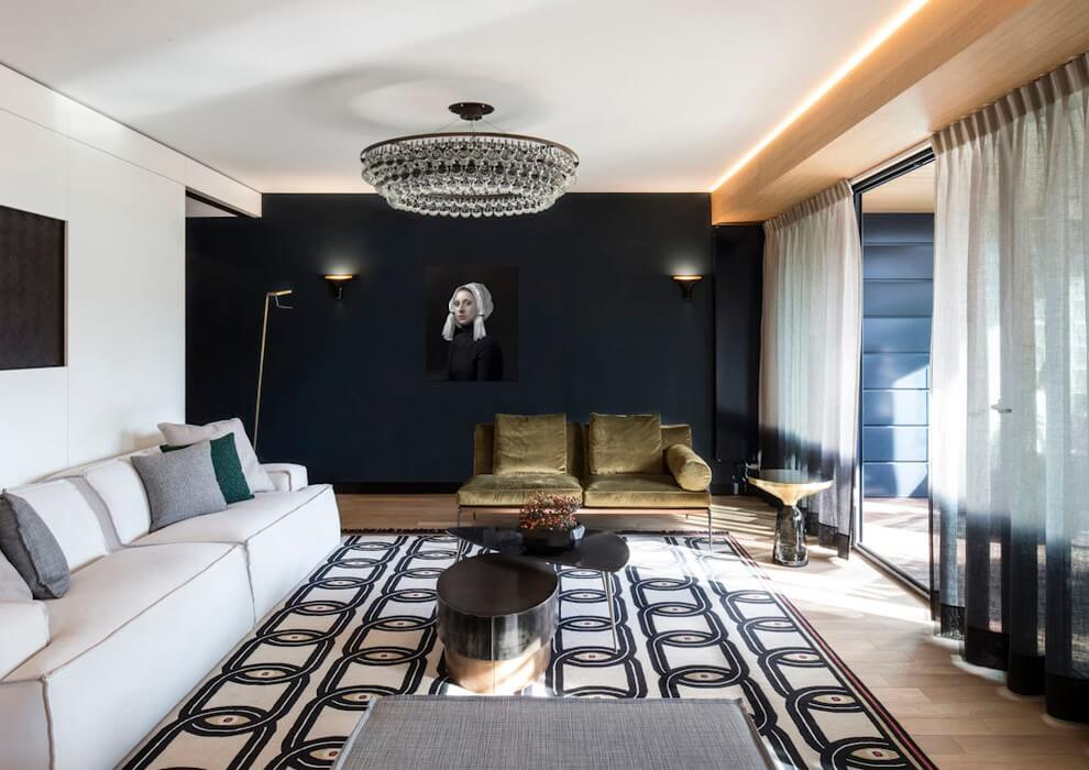 Apartment in Lyon by Guillaume Grasset