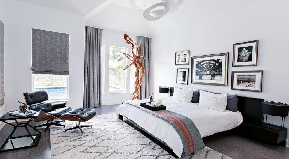003 modern bachelor contour interior design homeadore for Interior design email