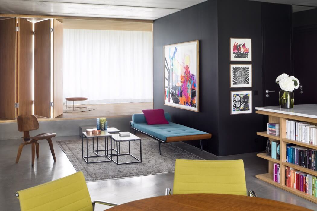 Esters Apartment by Bruzkus Batek Architekten
