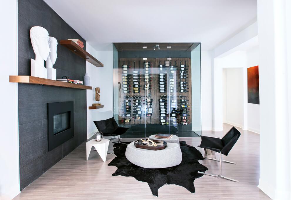 Modern Bachelor by Contour Interior Design HomeAdore