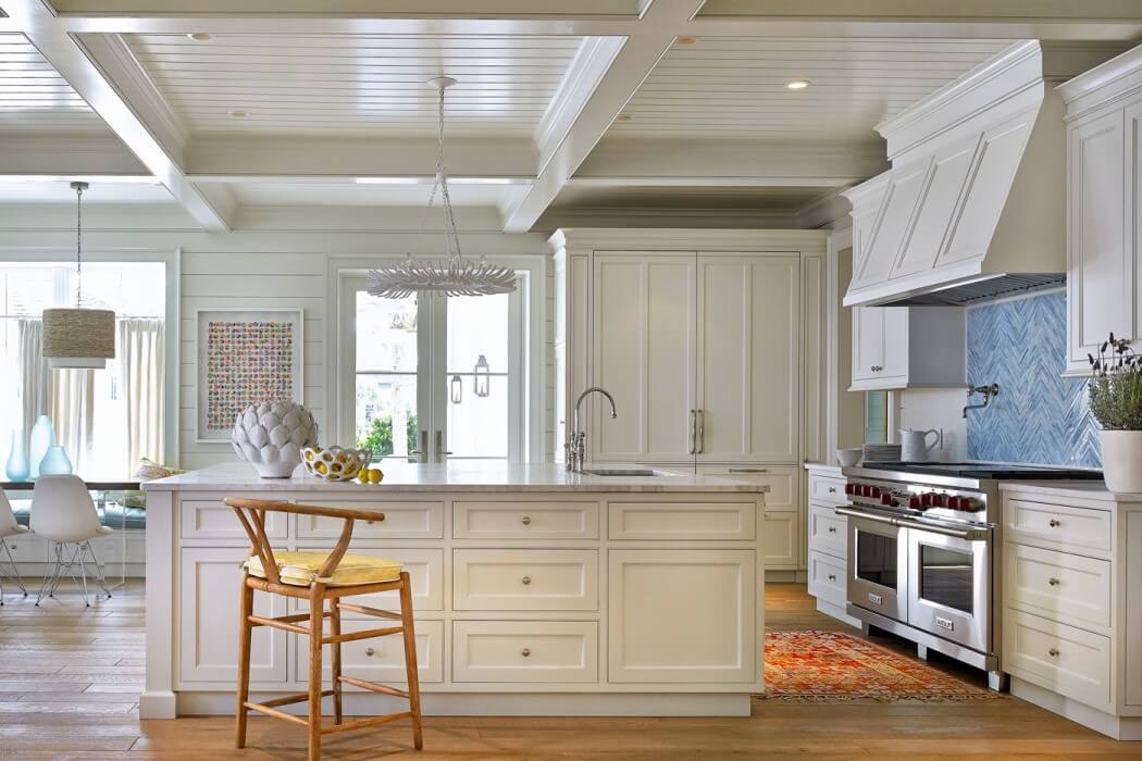 Coastal Estate by Collins Interiors