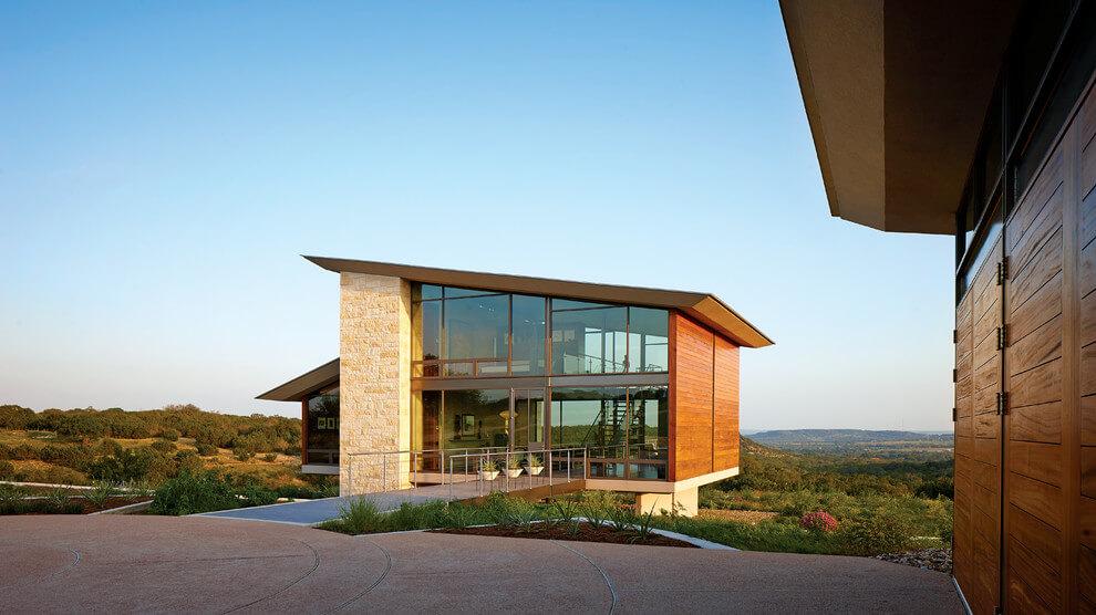 Glass House by Jim Gewinner HomeAdore