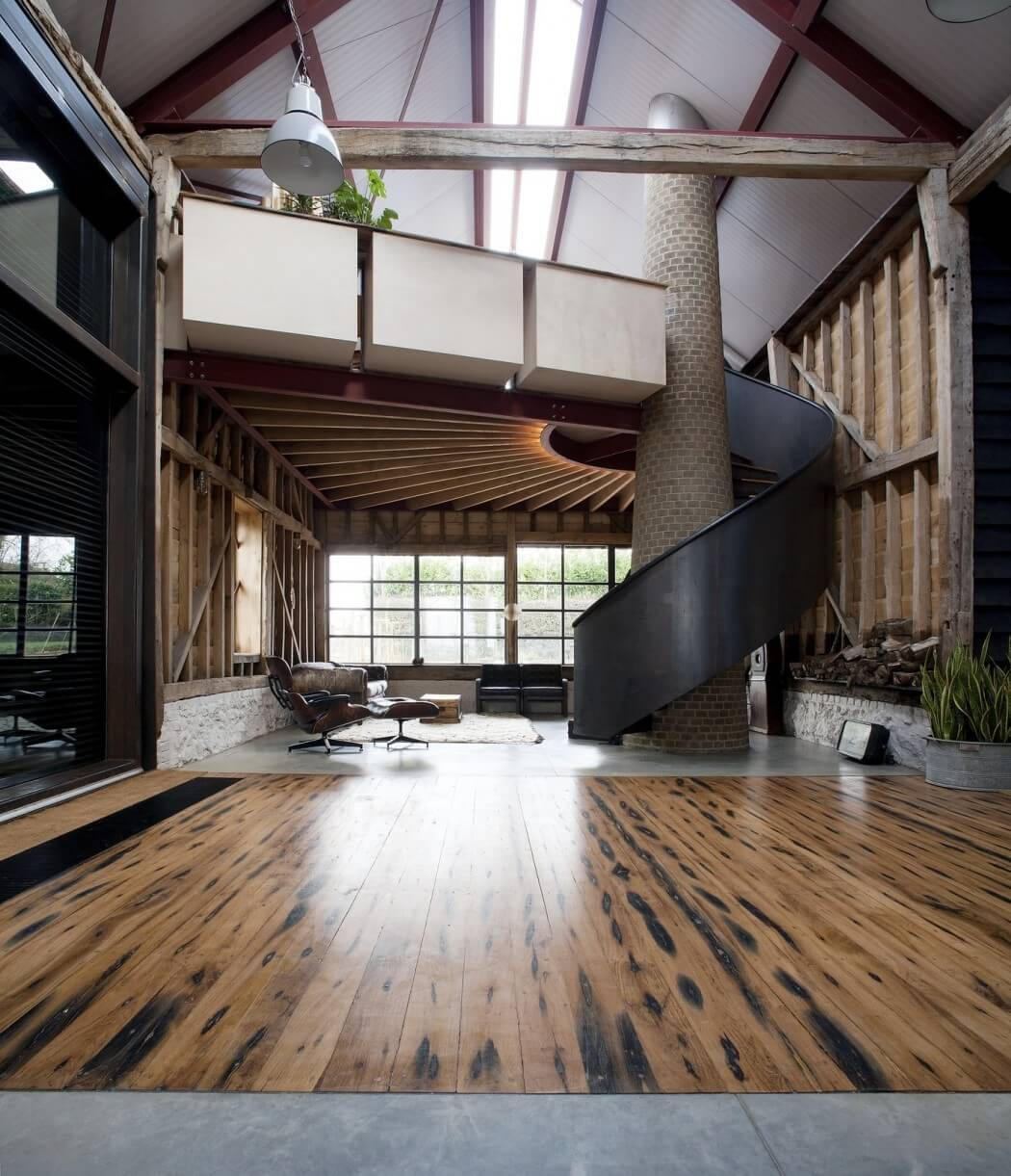 Ancient Party Barn by Liddicoat & Goldhill - 1