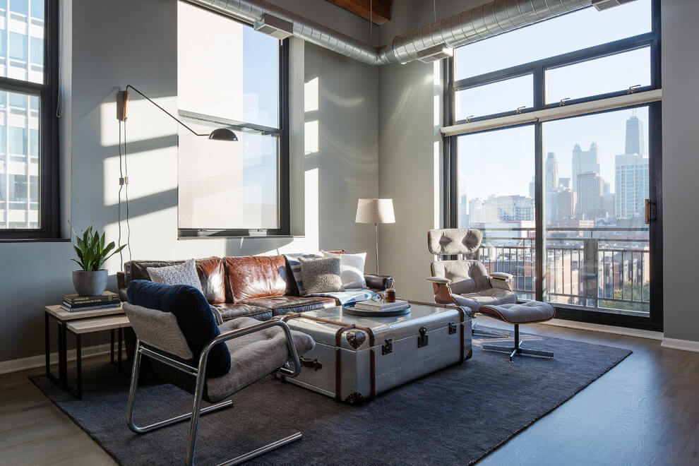 River North Loft by Haven Design Studio - 1