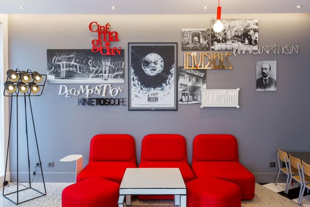 Ibis Styles Montreuil by Atelier Coste et Butin