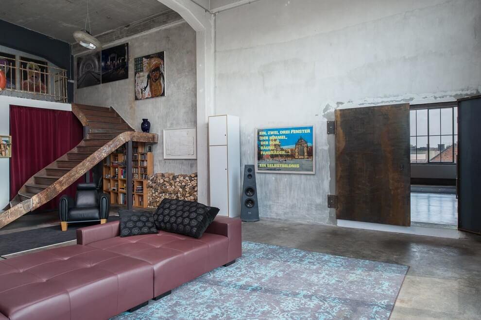 Penthouse Berlin penthouse in berlin by klemens renner homeadore