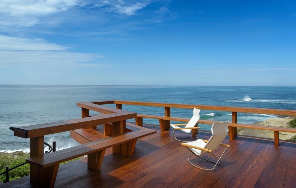 Modern Beach House modern beach houseeddie lee | homeadore