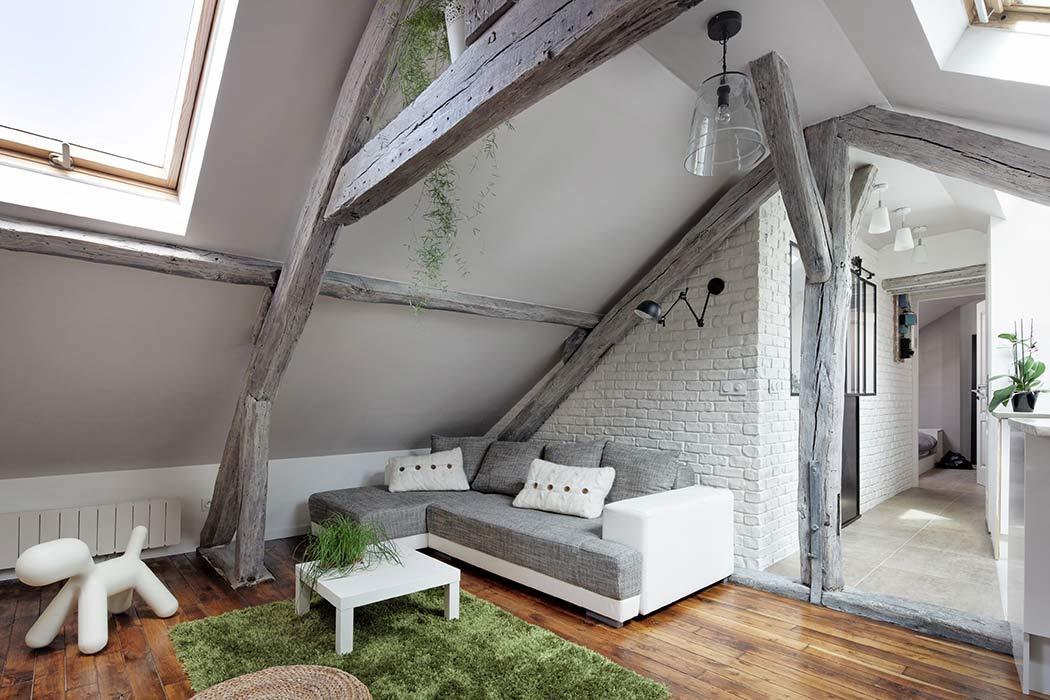 Apartment in Ivry-sur-Seine by Prisca Pellerin