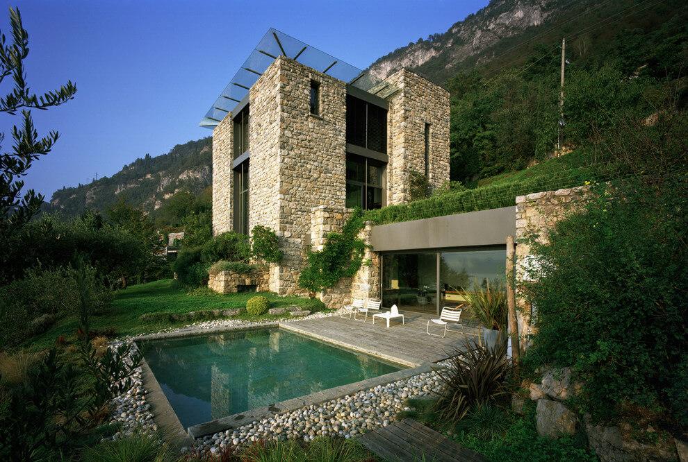 Casa Di Pietra By Arturo Montanelli HomeAdore