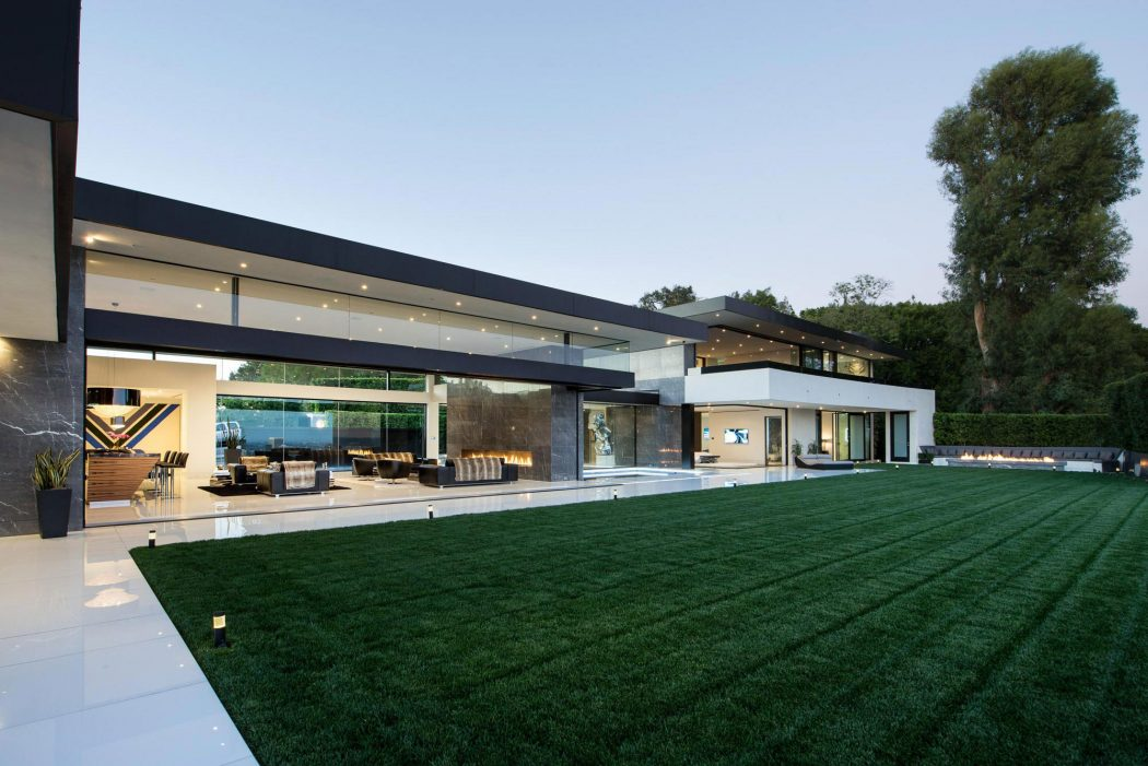 contemporary home in bel air by mcclean design homeadore contemporary homes designs home design. beautiful ideas. Home Design Ideas