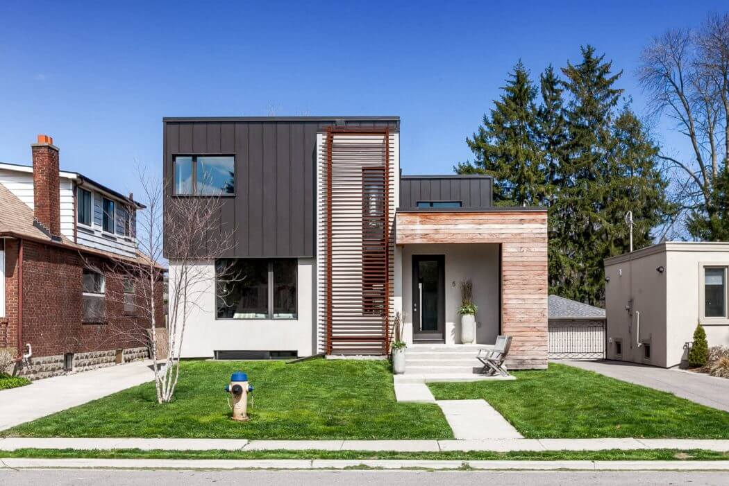 Contemporary House in Alberta « HomeAdore