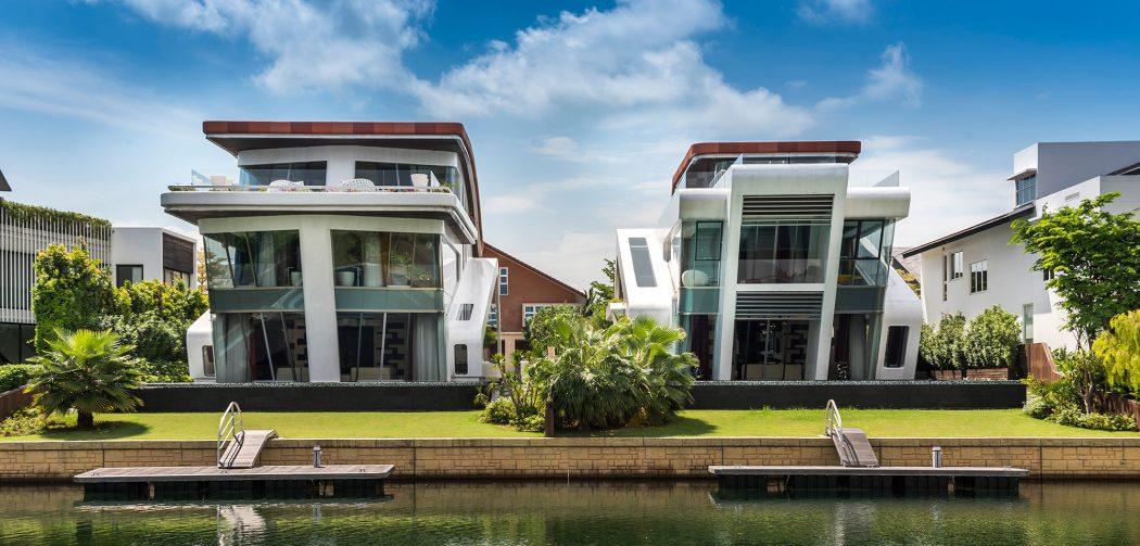 Contemporary House contemporary housemercurio design lab | homeadore
