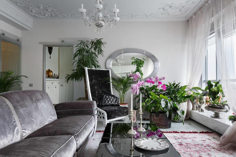 Apartment in Saint Petersburg by Korina Balanovskaja