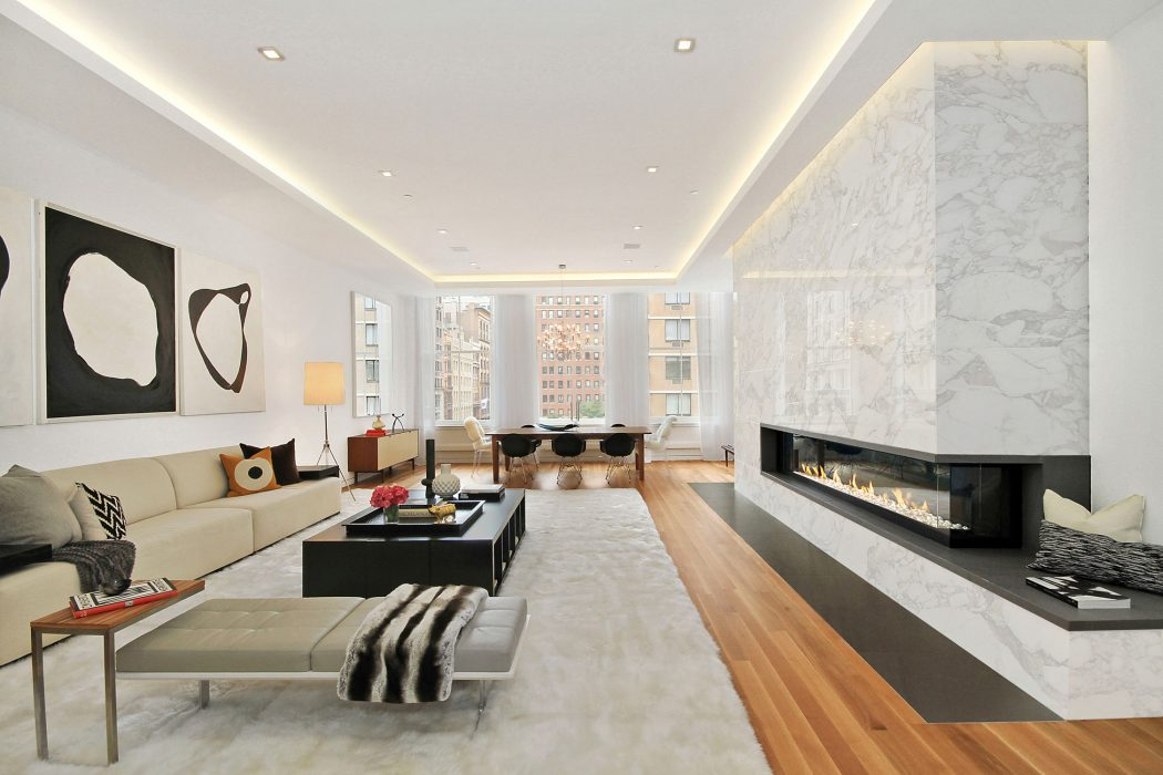 Apartment in New York by Escobar Design